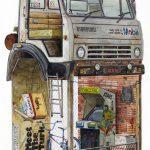 Alvaro Naddeo- acquerelli di un mondo distopico | Collater.al. 5