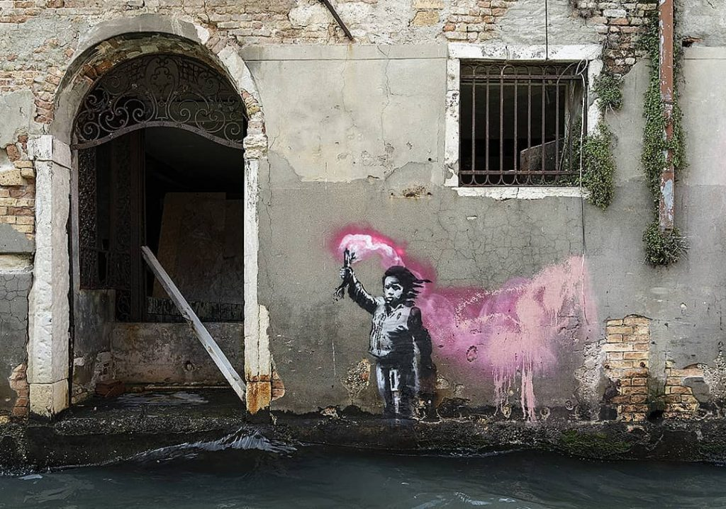 banksy | Collater.al