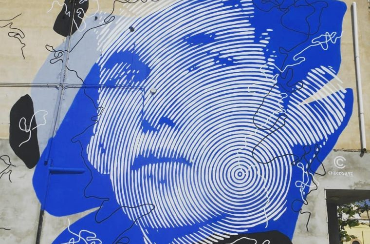 CHEKOS'ART, street art e percorsi di memoria storica