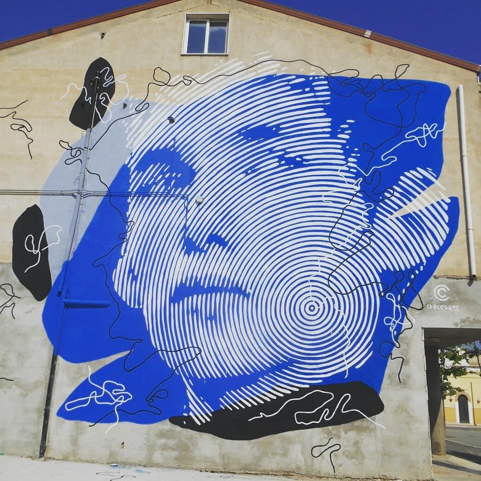 CHEKOS'ART, street art e percorsi di memoria storica | Collater.al