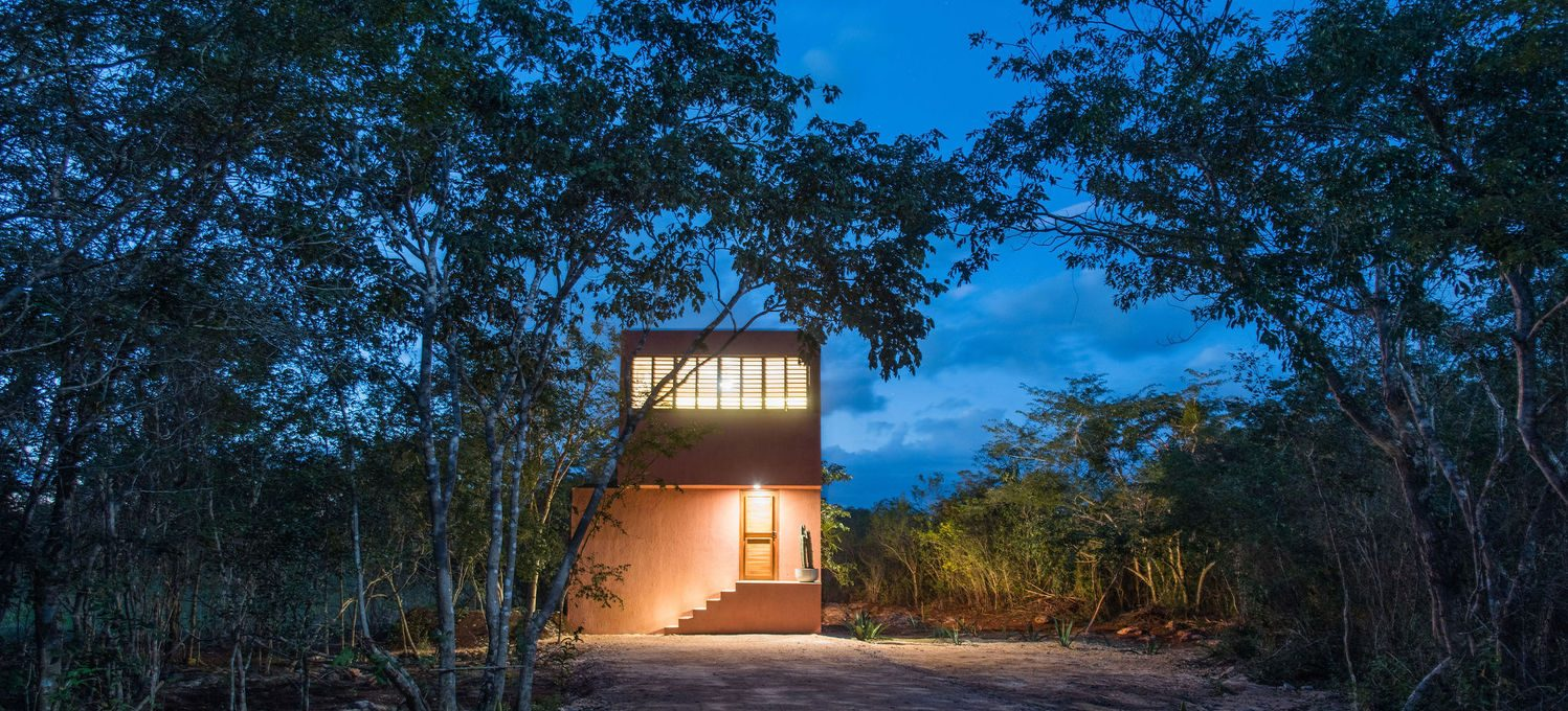 Casa de Monte, a Mexican oasis surrounded by greenery