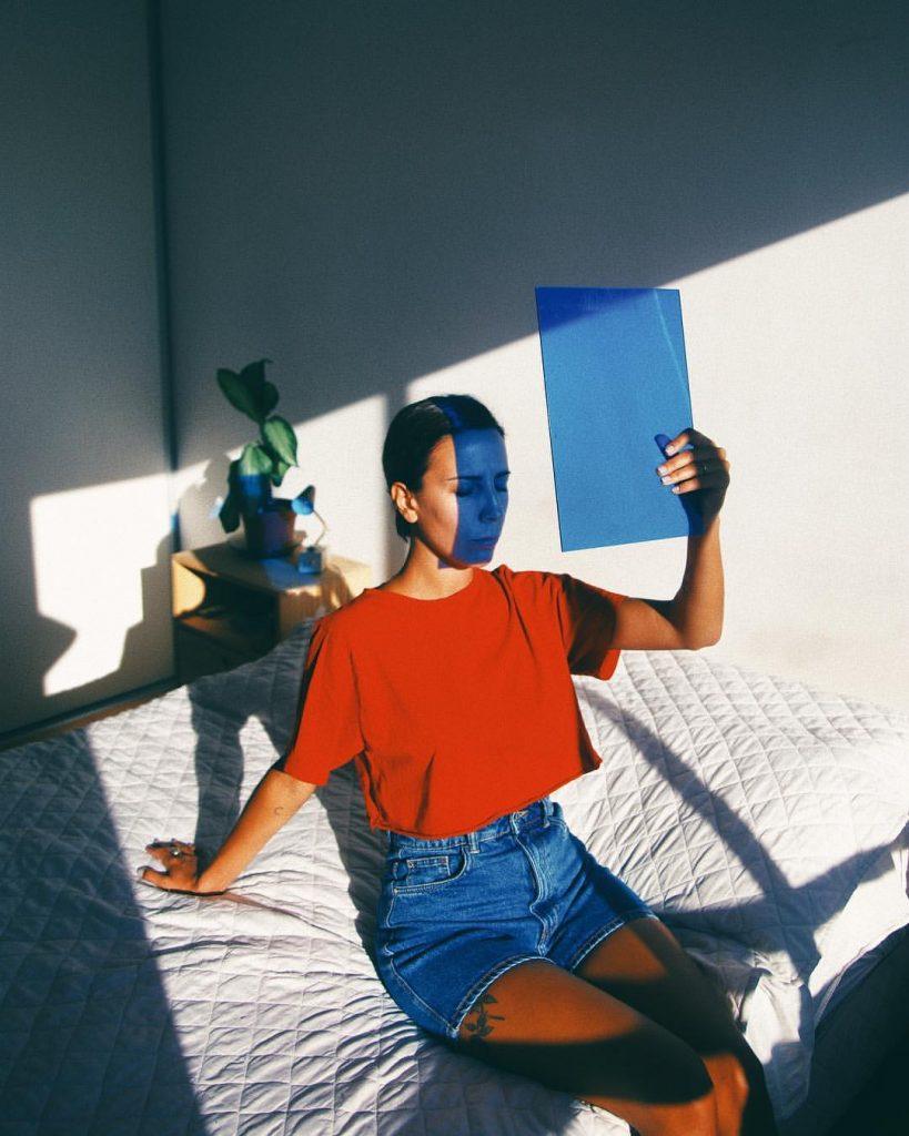 Delfi Carmona, la fotografia che gioca con le ombre | Collater.al