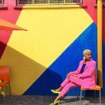 Forrest Aguar, colori e geometrie si fondono | Collater.al 9