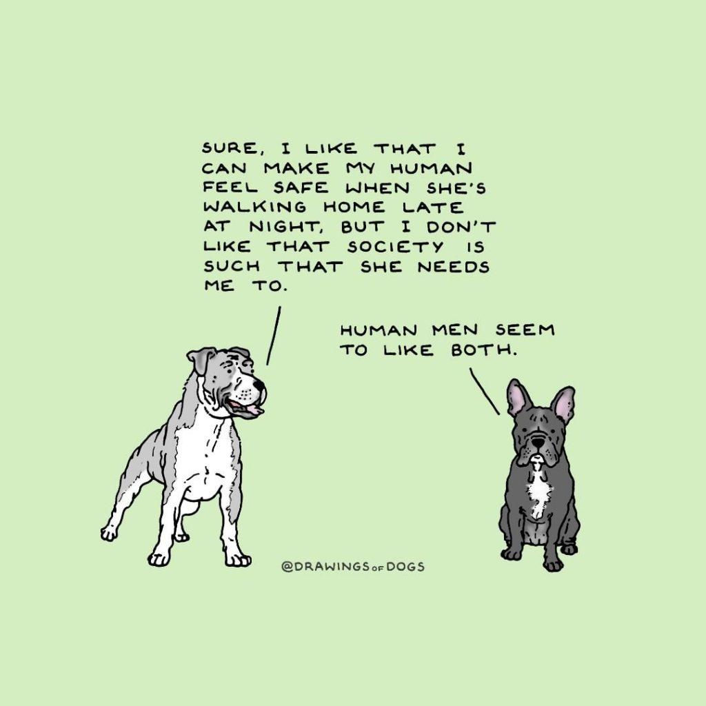 Henry James Garrett alias Drawings of Dogs | Collater.al