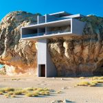 House inside a rock | Collater.al 2