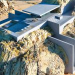 House inside a rock | Collater.al 3