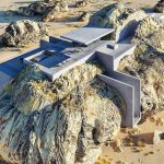 House inside a rock | Collater.al 5