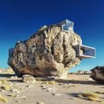 House inside a rock | Collater.al 6