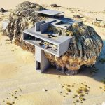 House inside a rock | Collater.al 7