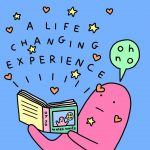 I colortissimi fumetti web dell'artista queer Alex Norris | Collater.al