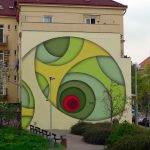 I murales ipnotici e colorati di Jan Kaláb | Collater.al 2