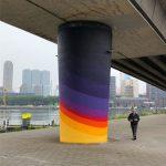 I murales ipnotici e colorati di Jan Kaláb | Collater.al 4