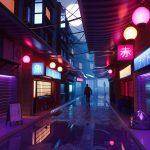 I sogni al neon di dreamfibre aka Andrew Morgan | Collater.al 7