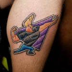 I tatuaggi di Duda sembrano delle toppe cucite sulla pelle | Collater.al 7