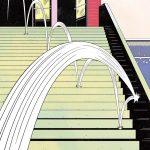 Il dinamismo nelle illustrazioni di Jee-ook Choi | Collater.al 4