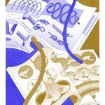 Il dinamismo nelle illustrazioni di Jee-ook Choi | Collater.al 7