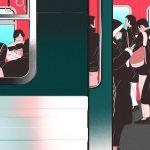 Il dinamismo nelle illustrazioni di Jee-ook Choi | Collater.al 8