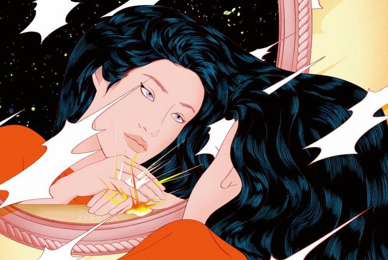 Il dinamismo nelle illustrazioni di Jee-ook Choi