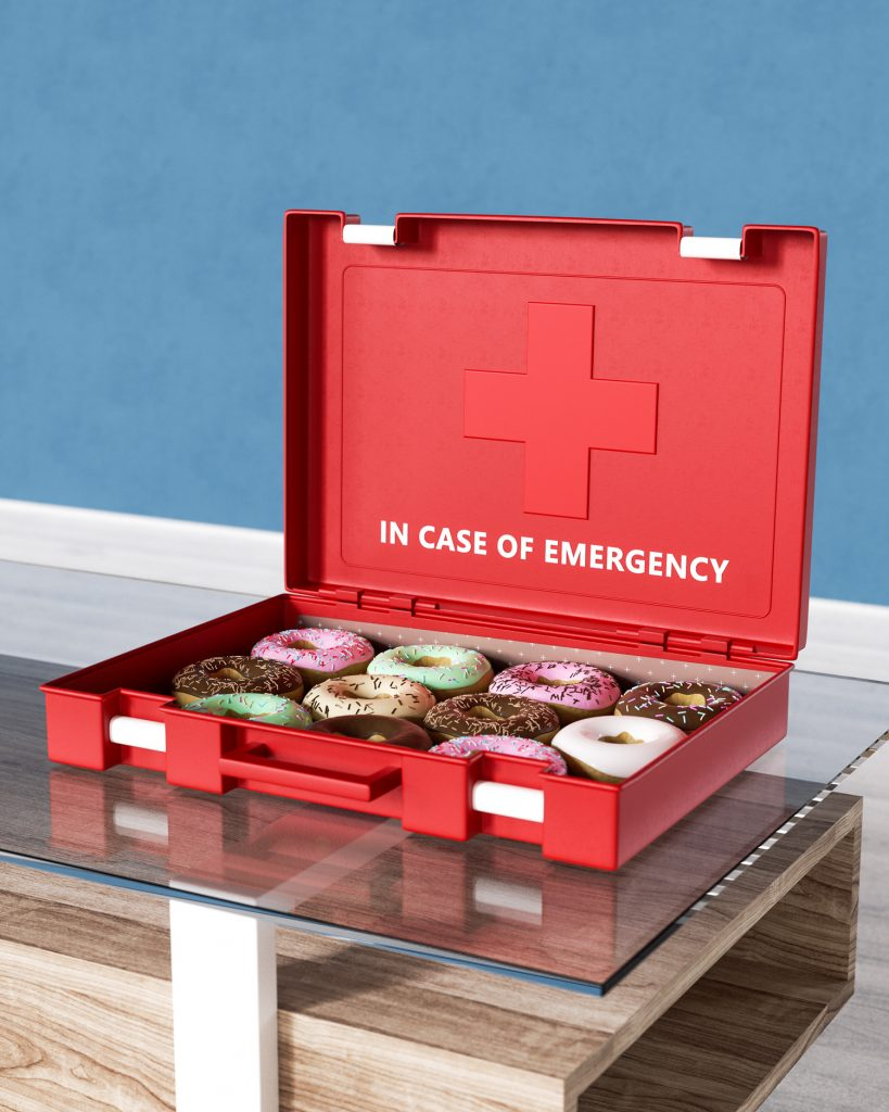 In Case of Emergency Ben Fearnley | Collater.al