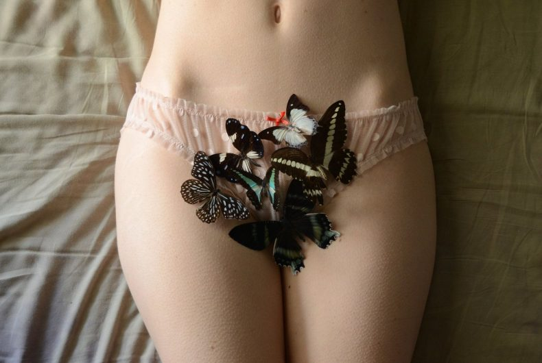 Kimber Beck, immagini NSFW sensuali e delicate
