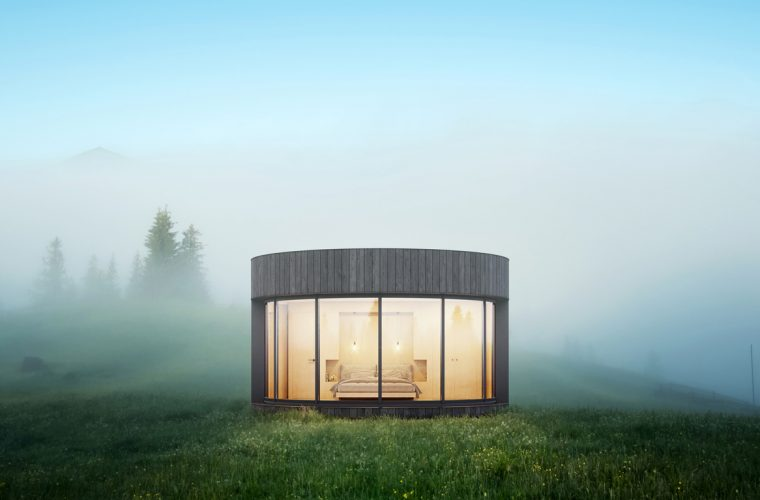 LUMIPOD re-establishes the connection between man and nature