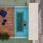 La casa moderna con piscina firmara Architrend Architecture | Collater.al. 3