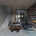 La casa moderna con piscina firmara Architrend Architecture | Collater.al. 7