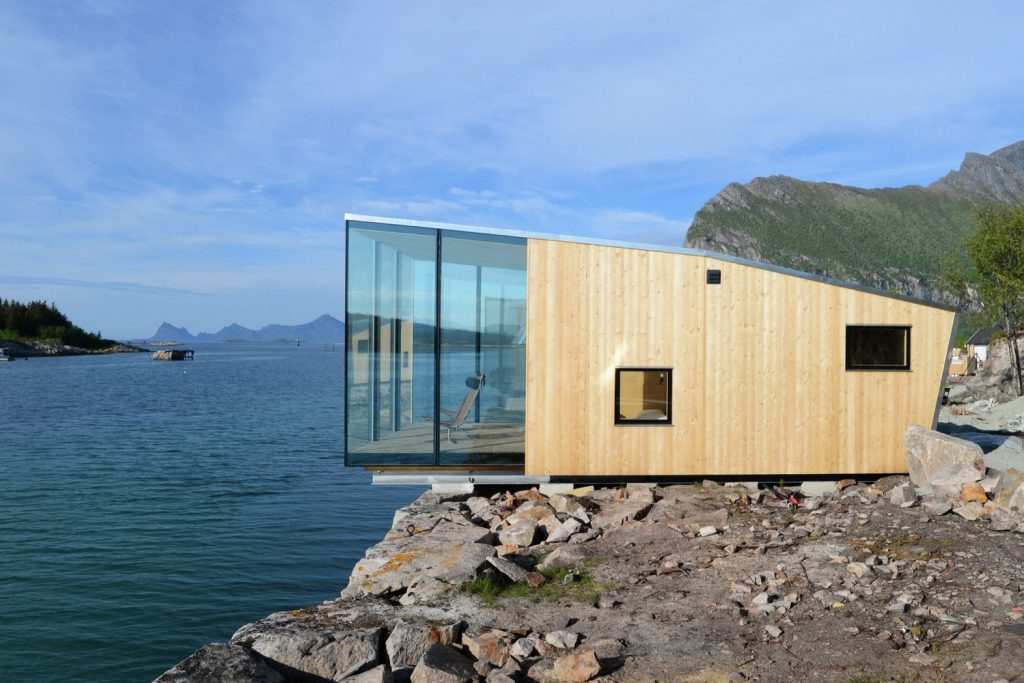 Manshausen Sea Cabin | Collater.al