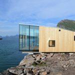 Manshausen Sea Cabin | Collater.al 2