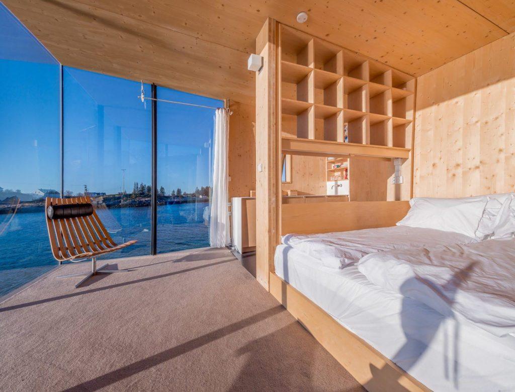 Manshausen Sea Cabin   Collater.al
