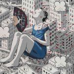 Millo e Hikari Shimoda in mostra alla Dorothy Circus Gallery | Collater.al 3