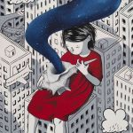 Millo e Hikari Shimoda in mostra alla Dorothy Circus Gallery | Collater.al 5