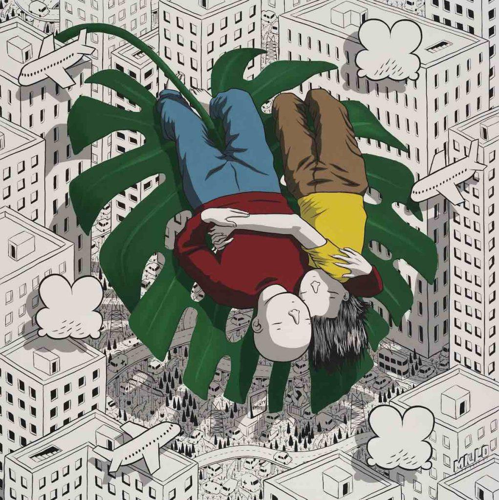 Millo e Hikari Shimoda in mostra alla Dorothy Circus Gallery | Collater.al