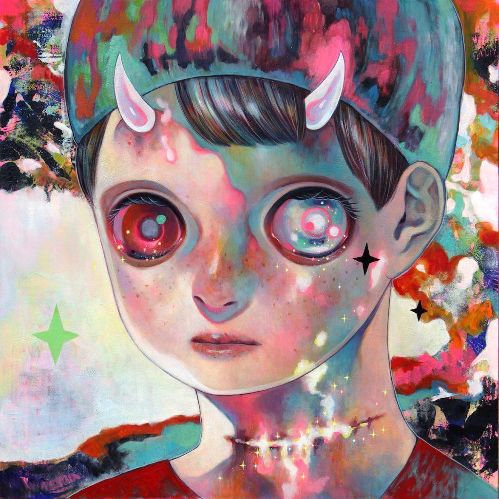 Millo e Hikari Shimoda in mostra alla Dorothy Circus Gallery | Collater.al 6
