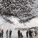 Murmuration Landscape Cai Guo Qiang | Collater.al 3