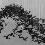 Murmuration Landscape Cai Guo Qiang | Collater.al 9