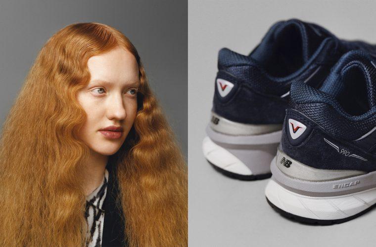 New Balance torna con la 990v5, la sneaker che fonde comfort e design