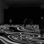 Pixel Noir Lumière, l'ultima installazione di Miguel Chevalier | Collater.al 1