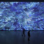 Pixel Noir Lumière, l'ultima installazione di Miguel Chevalier | Collater.al 8