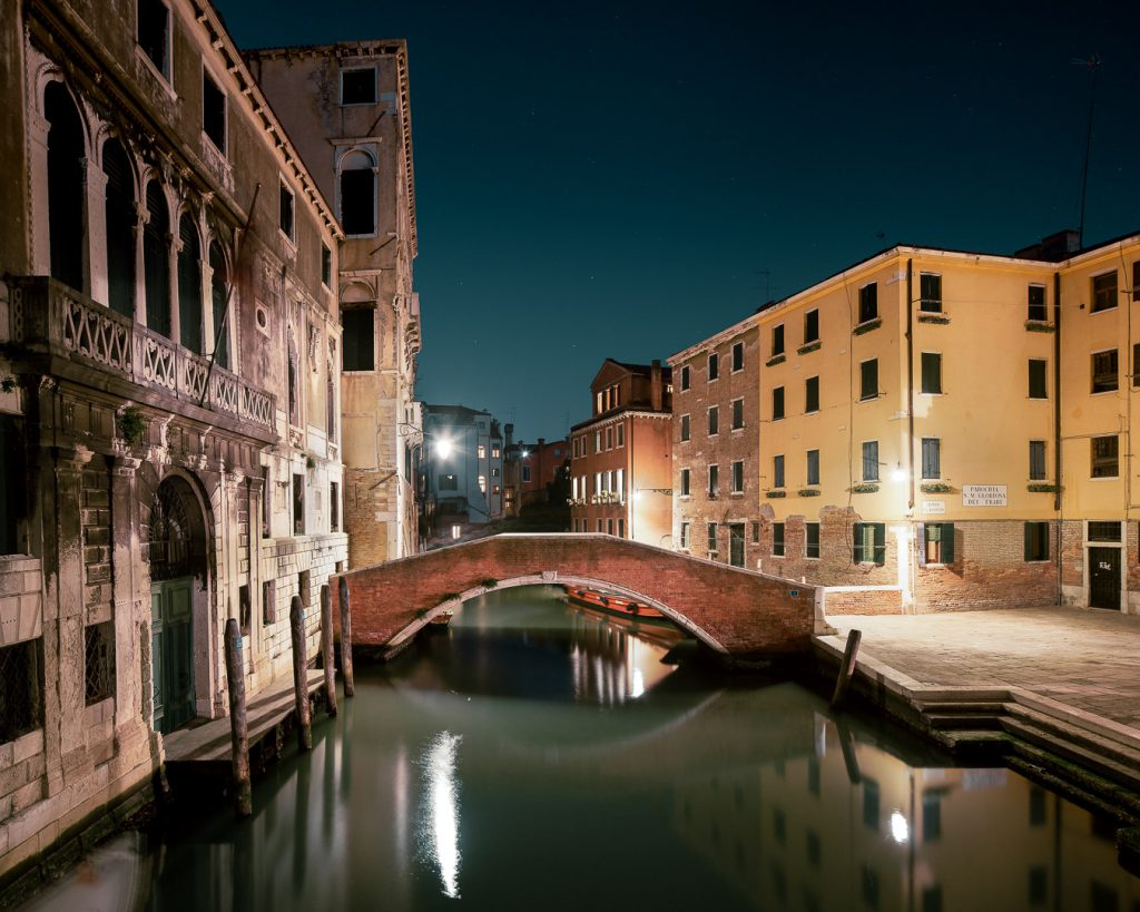 Sleeping Venice | Collater.al