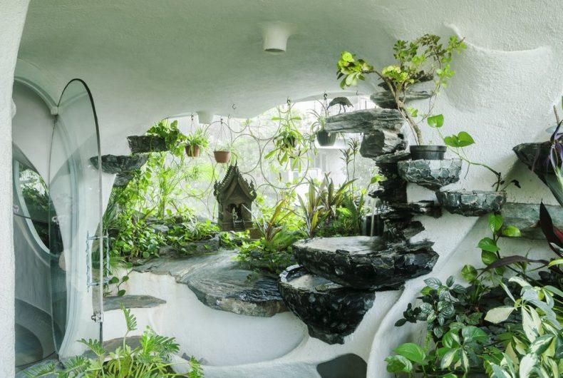 Nella Garden Room non ci sono confini tra natura e architettura
