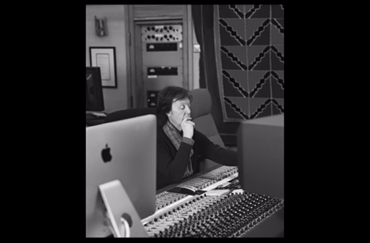 Behind The Music, the latest Apple commercial that pays tribute to British music