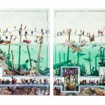 dustin yellin | Collater.al 9a