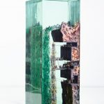 dustin yellin | Collater.al 9d