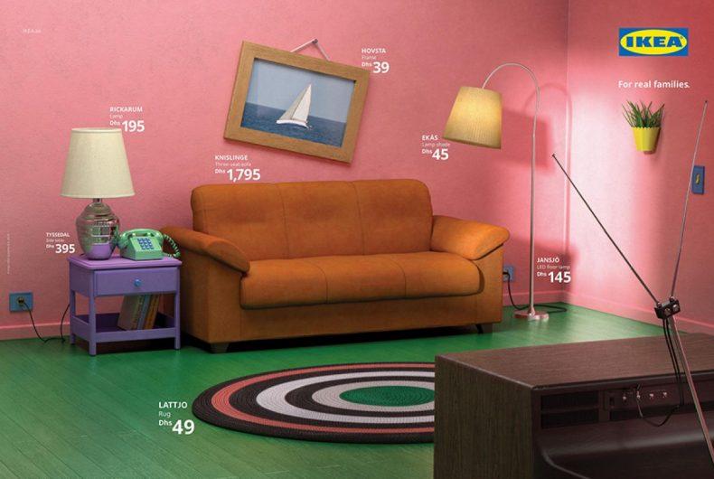 Real Life Series, IKEA trasforma la vostra casa in quella delle serie tv