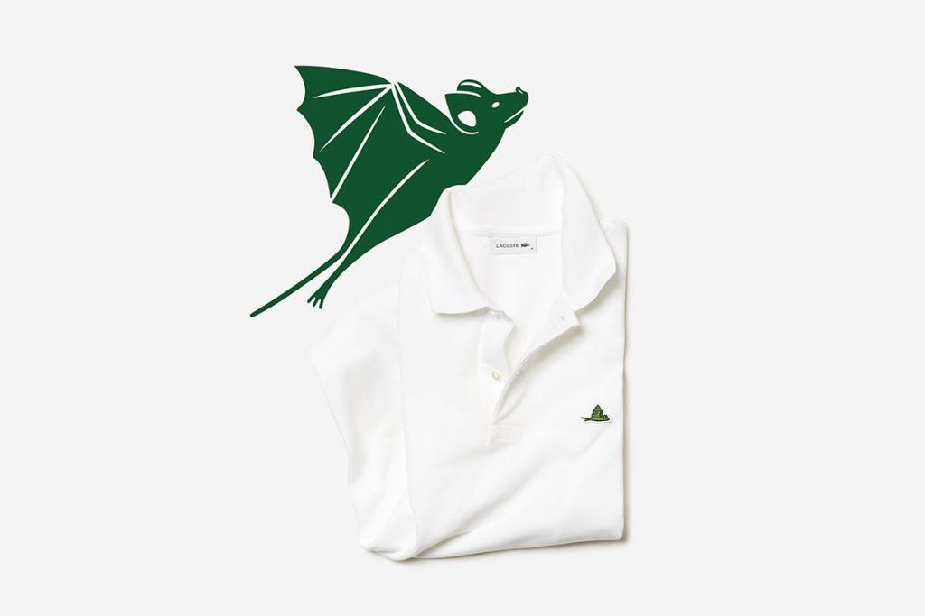 lacoste save our species | Collater.al