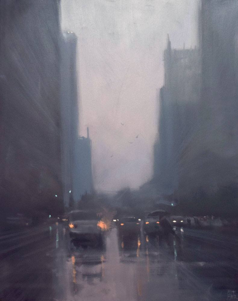 mike barr | Collater.al