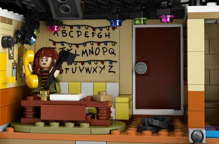 The Upside Down, LEGO lancia il set ispirato a Stranger Things