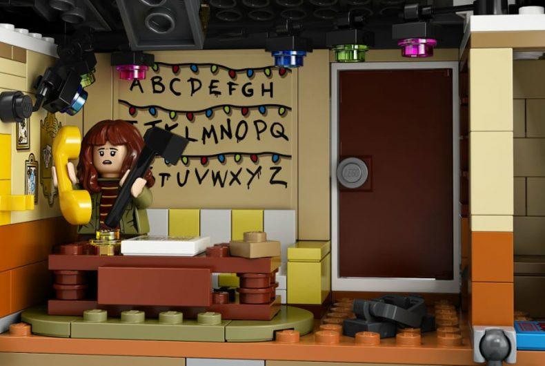 The Upside Down, LEGO lancia il set ispirato a Stranger Things