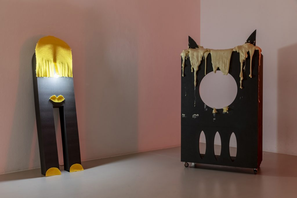parasite 2.0 temporary lovers | Collater.al